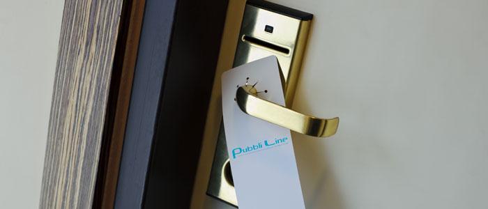Door Hanger - Distribuzione porta a porta